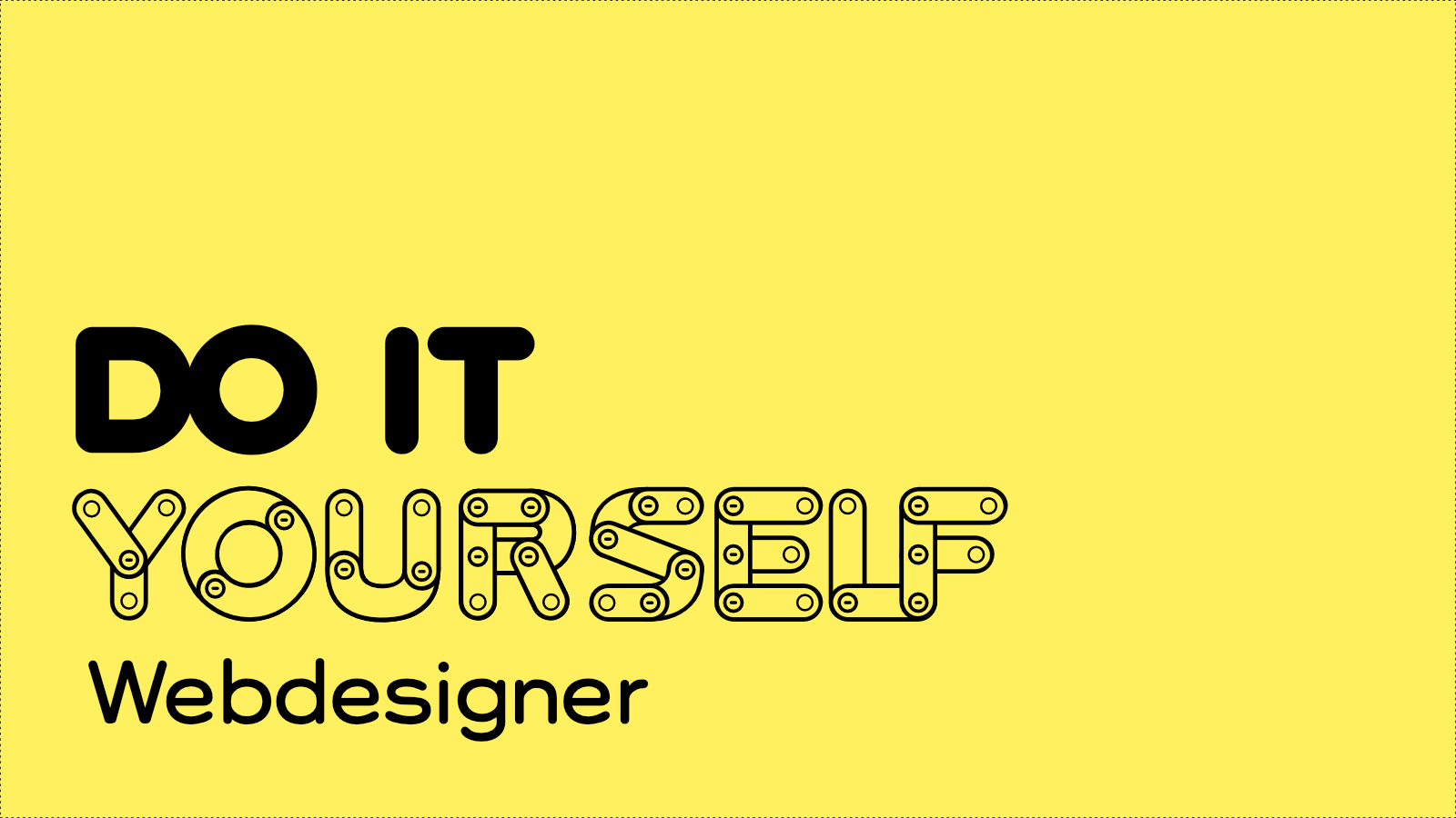Do-it-yourself-Webdesigner-Meetup
